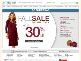 motherhood maternity coupons