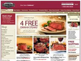 50% Off Sitewide + Free Shipping | Omaha Steaks Coupon