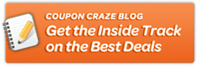 Coupon Craze Blog